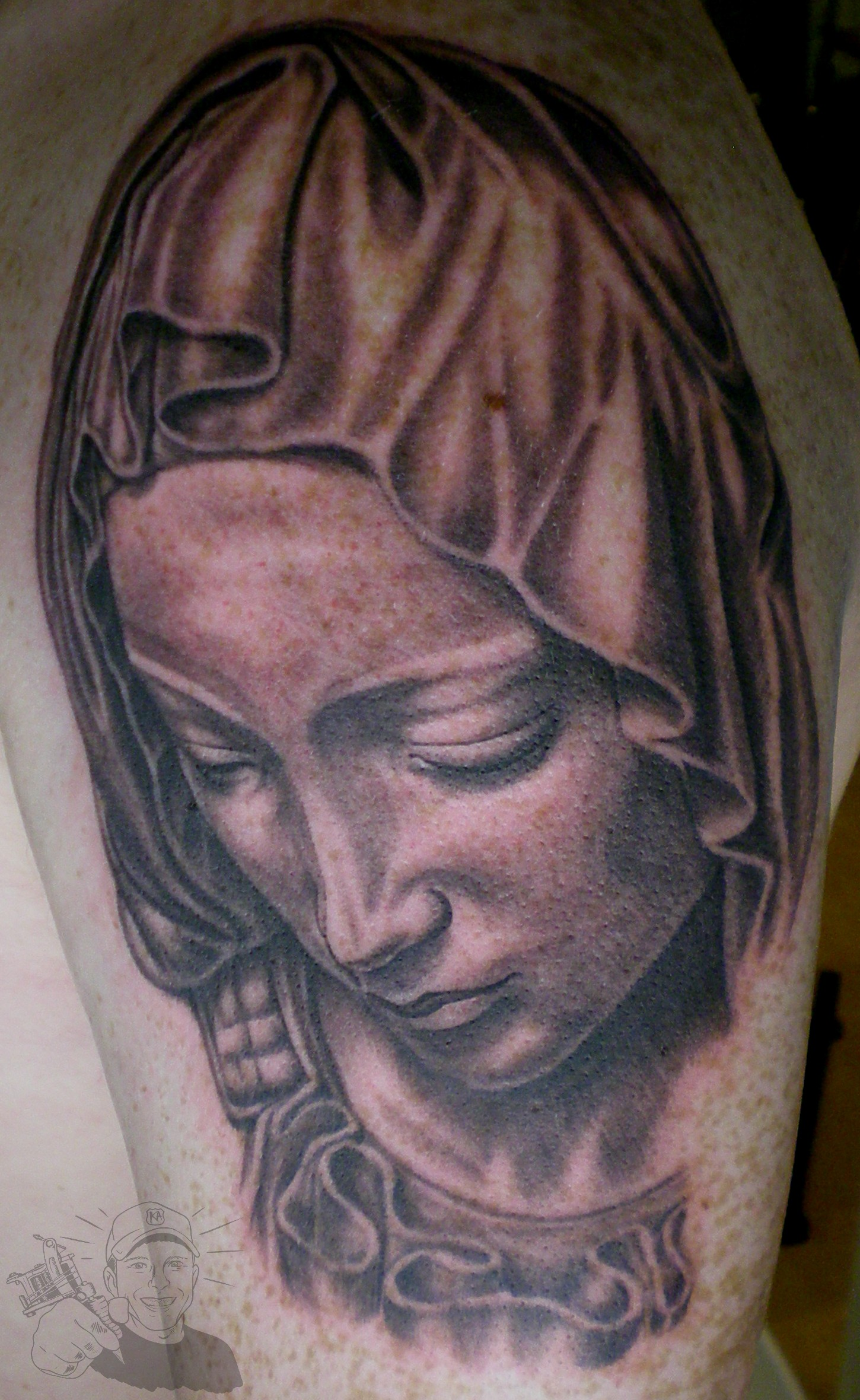 tattoos virgin mary tattoo meaning outline. Black Bedroom Furniture Sets. Home Design Ideas